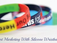 Event Marketing with Silicone Wristbands